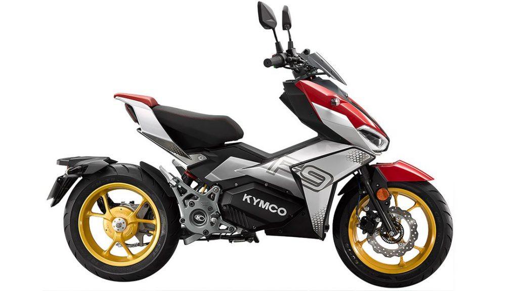 Kymco F9